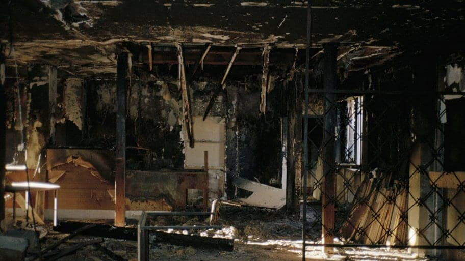 fire damage coral springs
